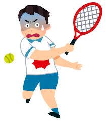 肘のテニスで肘を傷める